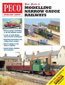 Peco OO9 PM-203 Your Guide To Modelling Narrow Gauge Railways