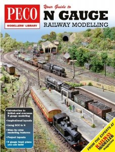 Peco N PM-204 Your Guide to N Gauge Railway Modelling