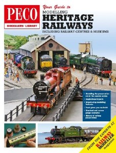 Peco Other PM-210 Your Guide To Modelling Heritage Railways