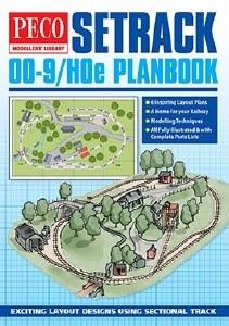 Peco OO9 PM-400 Setrack OO-9 (HOe) Planbook