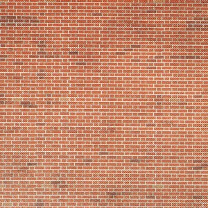 Metcalfe N PN900 Red Brick Sheets (previous code PN100)