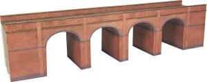 Metcalfe N PN140 Viaduct in Brick Red