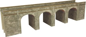 Metcalfe N PN141 Viaduct in Stone