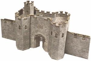 Metcalfe N PN191 Castle Gatehouse