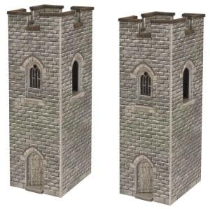 Metcalfe N PN192 Watch Tower