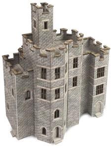 Metcalfe N PN194 Castle Hall