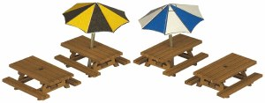 Metcalfe N PN810 Picnic Tables