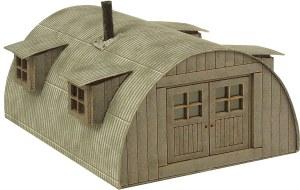 Metcalfe N PN815 Nissen Hut