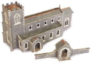 Metcalfe N PN926 Parish Church