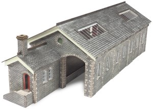 Metcalfe N PN936 Settle & Carlisle Station Goods Shed