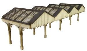 Metcalfe N PN940 Platform Canopy