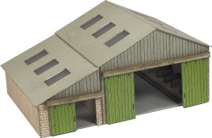 Metcalfe N PN951 Manor Farm Buildings