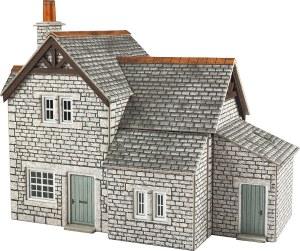 Metcalfe OO PO258 Gardner's Cottage
