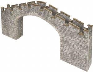 Metcalfe OO PO296 Castle Bridge Wall