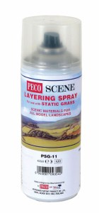 Peco Other PSG-11 Static Grass Layering Spray 400ml