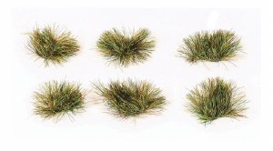 Peco Other PSG-66 6mm Self Adhesive Grass Tufts Autumn (Pack of 100)