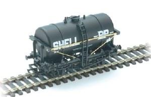 Peco OO R-75S Petrol Tank Wagon Shell/BP
