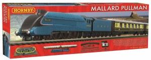 Hornby OO R1202 Mallard Pullman Train Set