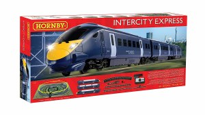 Hornby OO R1207 Intercity Express Train Set