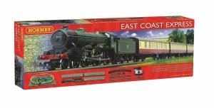 Hornby OO R1214 East Coast Express Train Set