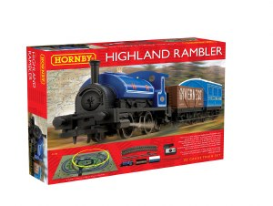 Hornby OO R1220 The Highland Rambler Train Set