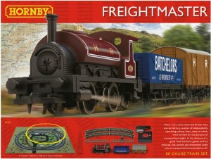 Hornby OO R1223 Freight Master Train Set