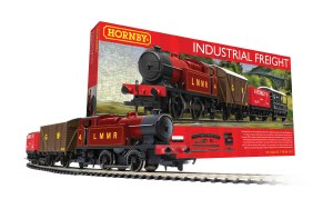 Hornby OO R1228 Industrial Freight Train Set