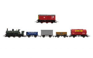 Hornby OO R1236 Mixed Traffic Train Set