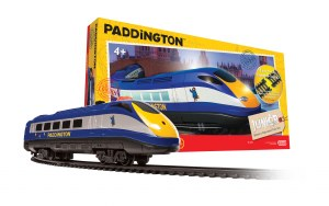 Hornby OO R1247 Hornby Junior Paddington Bear Train Set