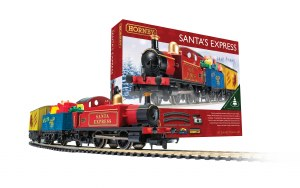 Hornby OO R1248M Santa's Express Train Set