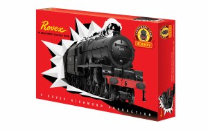 Hornby OO R1251M Celebrating 100 Years of Hornby' Train Set, Centenary Year Limited Edition - 2020