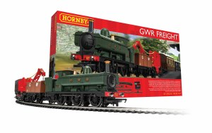 Hornby OO R1254M GWR Freight Train Set