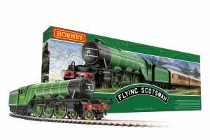 Hornby OO R1255M Flying Scotsman Train Set