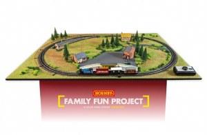 Hornby OO R1265 Hornby - Family Fun Starter Pack