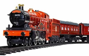 Lionel O R1268 Remote Controlled Large Scale Hogwarts Express Set