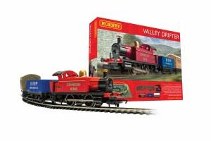 Hornby OO R1270M Valley Drifter Train Set