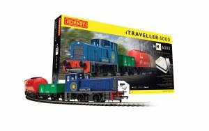 Hornby OO R1271M iTraveller 6000 Train Set