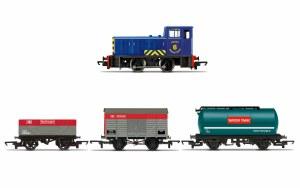 Hornby RailRoad OO R30036 Diesel Freight Train Pack