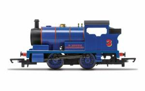 Hornby RailRoad OO R30038 PO, T. Brown Distilleries, 0-4-0T, No. 3 - Era 3