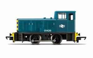 Hornby RailRoad OO R30050 BR, Bagnall 0-4-0DH, 01426 - Era 7