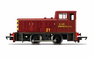 Hornby RailRoad OO R30051 G. Lee Mining Co. Ltd, Bagnall 0-4-0DH - Era 6