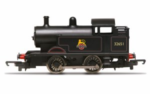 Hornby RailRoad OO R30052 BR, 0-4-0 Tank Engine, 32651 - Era 4
