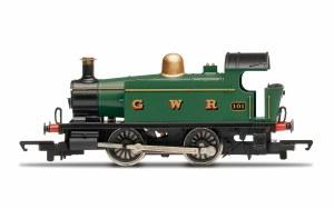 Hornby RailRoad OO R30053 GWR, 101 Class, 101 - Era 3