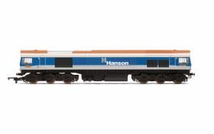 Hornby RailRoad OO R30070 Hanson, Class 59, Co-Co, 59101 - Era 10
