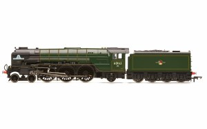 Hornby RailRoad OO R30086 British Railways, Peppercorn Class A1, 4-6-2, 60163 'Tornado' - Era 11