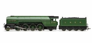 Hornby RailRoad OO R3171 LNER Cock O The North Class P2