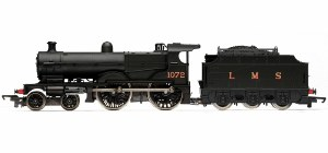 Hornby RailRoad OO R3276 LMS Compound With Fowler Tender
