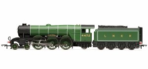 Hornby RailRoad OO R3284TTS RailRoad LNER 4-6-2 Class A1 'Flying Scotsman' with TTS Sound