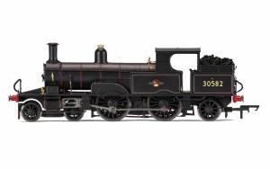 Hornby OO R3334 BR 4-4-2T Adams Radial BR (Late)
