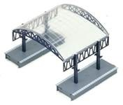 Hornby OO R334 Large Station Canopy